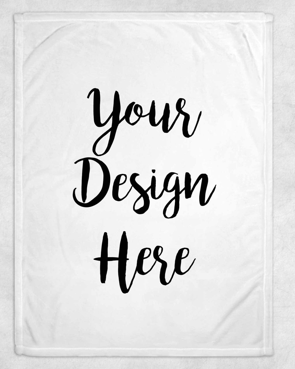 Design your own blanket - Potter's Printing