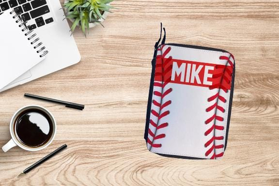 Personalized Baseball Drawing Set