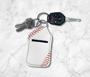 Baseball Hand Sanitizer Holder