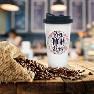 Best Mom Coffee Tumbler - Potter's Printing