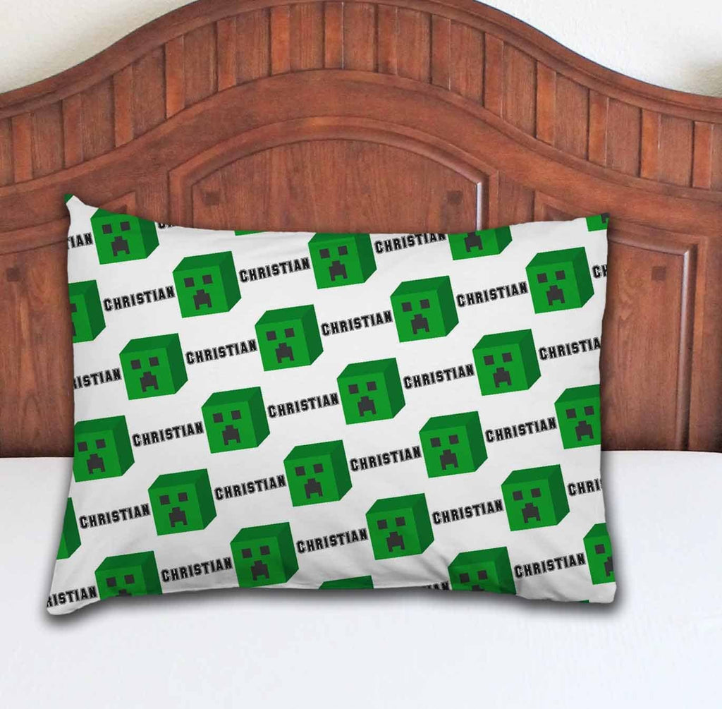 Creep Personalized Pillowcase - Potter's Printing