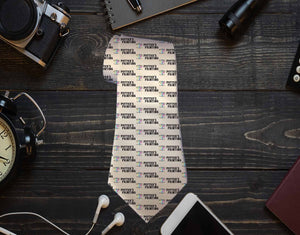 Custom Logo Neck Tie - Potter's Printing