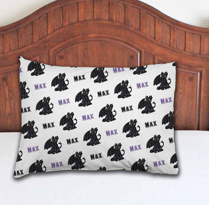 Dragon Personalized Pillowcase - Potter's Printing