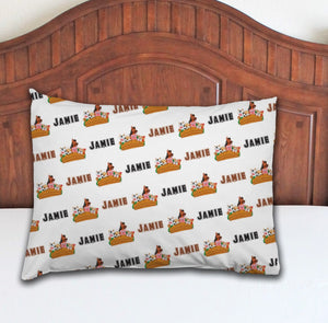 Farm Animals Personalized Pillowcase - Potter's Printing