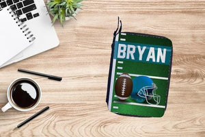 Personalized Football Drawing Set