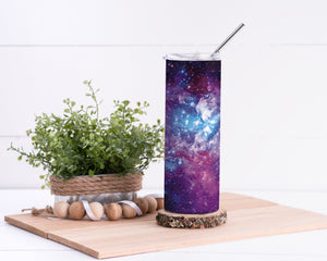 Galaxy Stainless Steel Tumbler - Potter's Printing