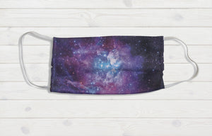Galaxy Face Mask - Potter's Printing