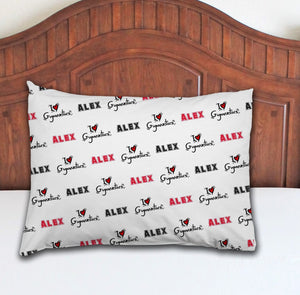 Gymastics Personalized Pillowcase - Potter's Printing