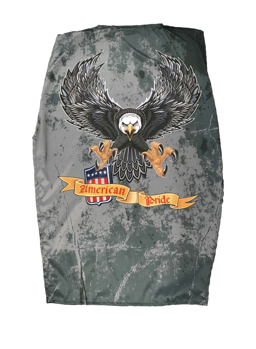 American Pride Eagle Cycle SunShade - Potter's Printing