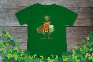 Graphic TEE St. Patrick's Day Leprechaun - Potter's Printing