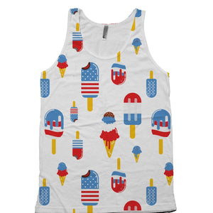 Popsicle Tank Top