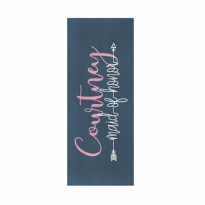 Maid of Honor Yoga Mat - Potter's Printing