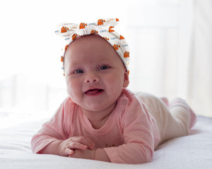 Clownfish Personalized Baby Headband - Potter's Printing
