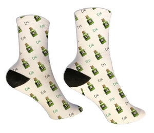 Poison Bottle Personalized Halloween Socks - Potter's Printing