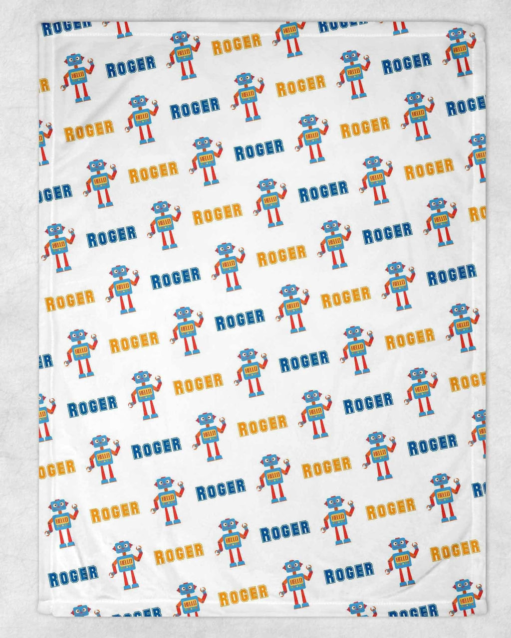 Robot Personalized Blanket
