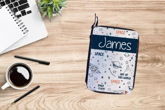 Personalized Space Drawing Set