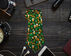 St. Patrick's Day Themed Neck Tie - Potter's Printing