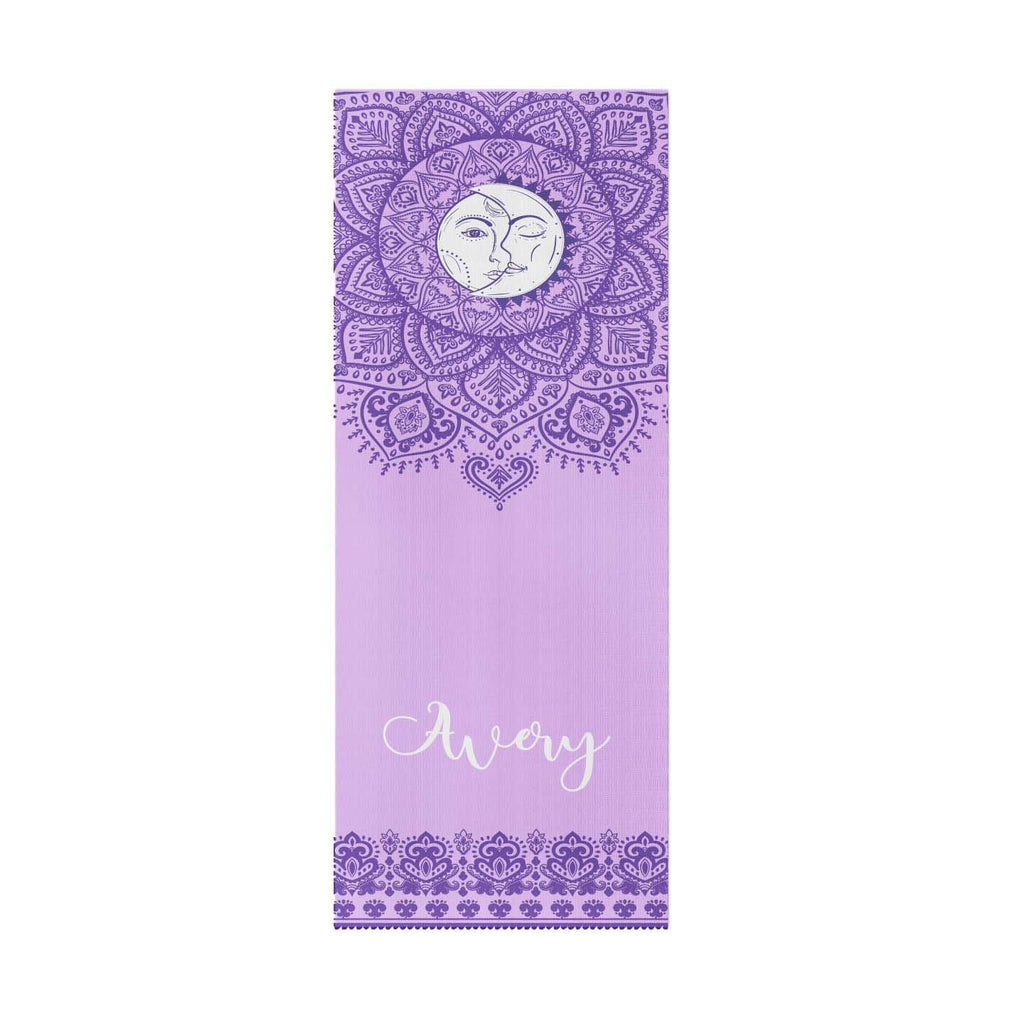 Sun and Moon Yoga Mat - Potter's Printing