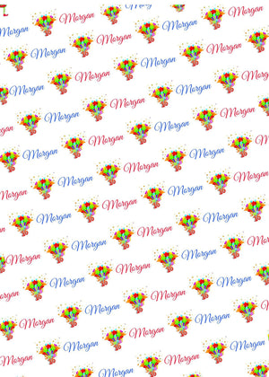 Sweet 16 Personalized Birthday Tissue Paper - Potter's Printing