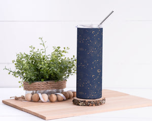 Constellation Stainless Steel Tumbler - Potter's Printing