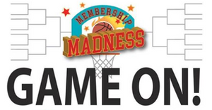March Membership Madness - Wings & Winners at the Three Dollar Cafe!