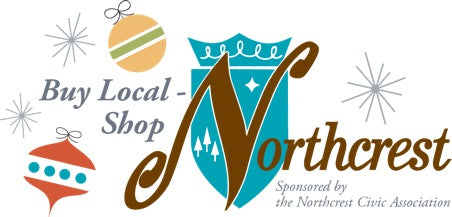 Buy Local! Shop Northcrest!