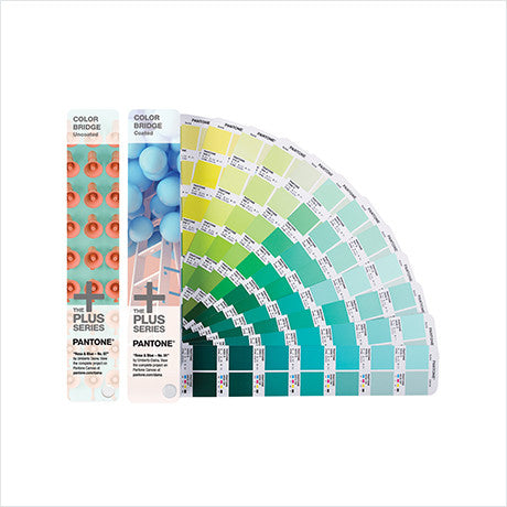 Color Bridge Guide Set (Coated & Uncoated)