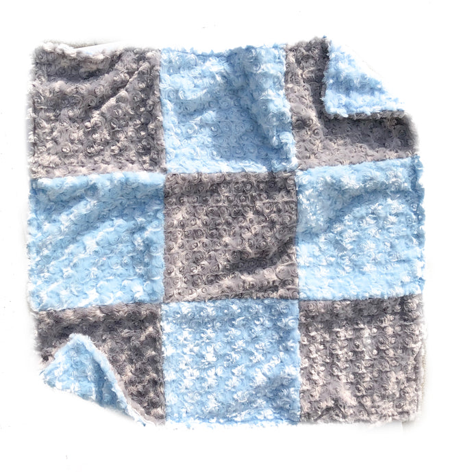 Baby Blue Dream Blanket
