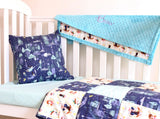 Peter Pan Cot Bedding Set