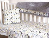 Fossil Cot Bedding Set