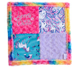 Design Your Own Patchwork Snuggle Blanket