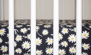 Daisy Cotbed Sheet
