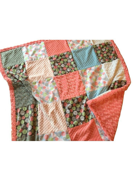 Design your Own Patchwork Family Blanket
