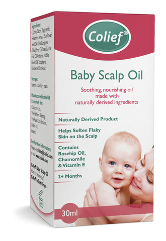 Buy Colief® Scalp Oil 30ml