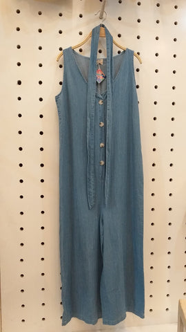 Mercy Denim Dress
