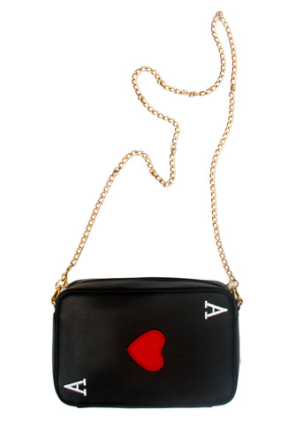 Ace Of Hearts Bag