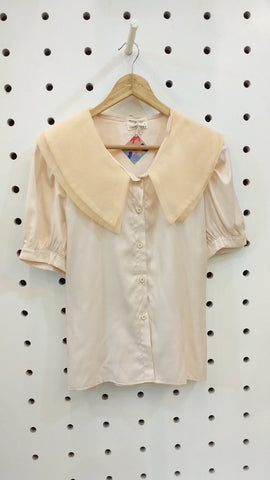 Collar session top