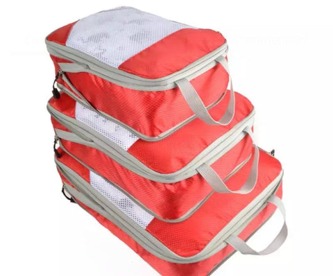 Compression Packing Cubes 3pc set