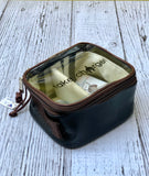 Leather Short Gadget Case