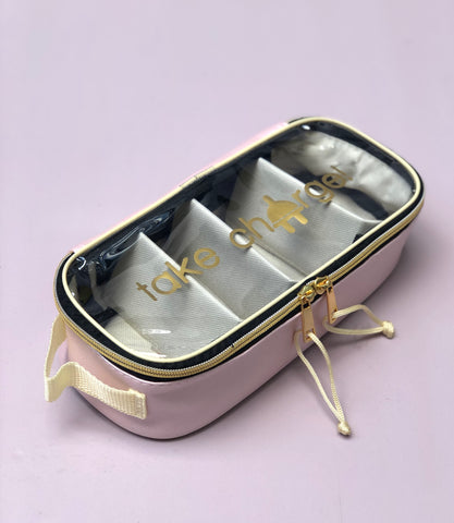 Metallic Gadget Case Long