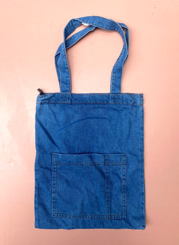 Jeans Club Tote Bag