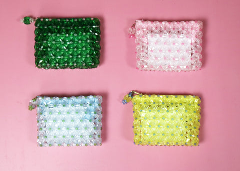 Crystal Coin Purse