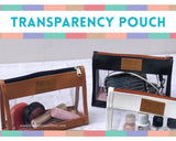 Transparency Pouch