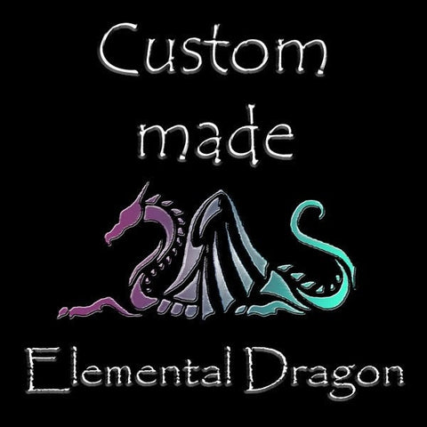 Dragon of your own-  Custom made Elemental Dragon
