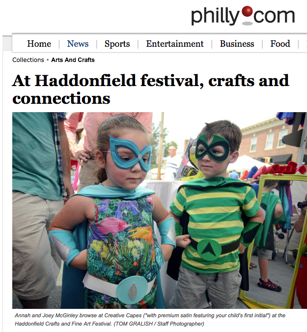Haddonfield Crafts and Fine Arts Festival