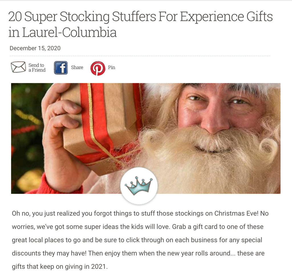 Last Minute Gift Ideas and How to Avoid Mailing Delays