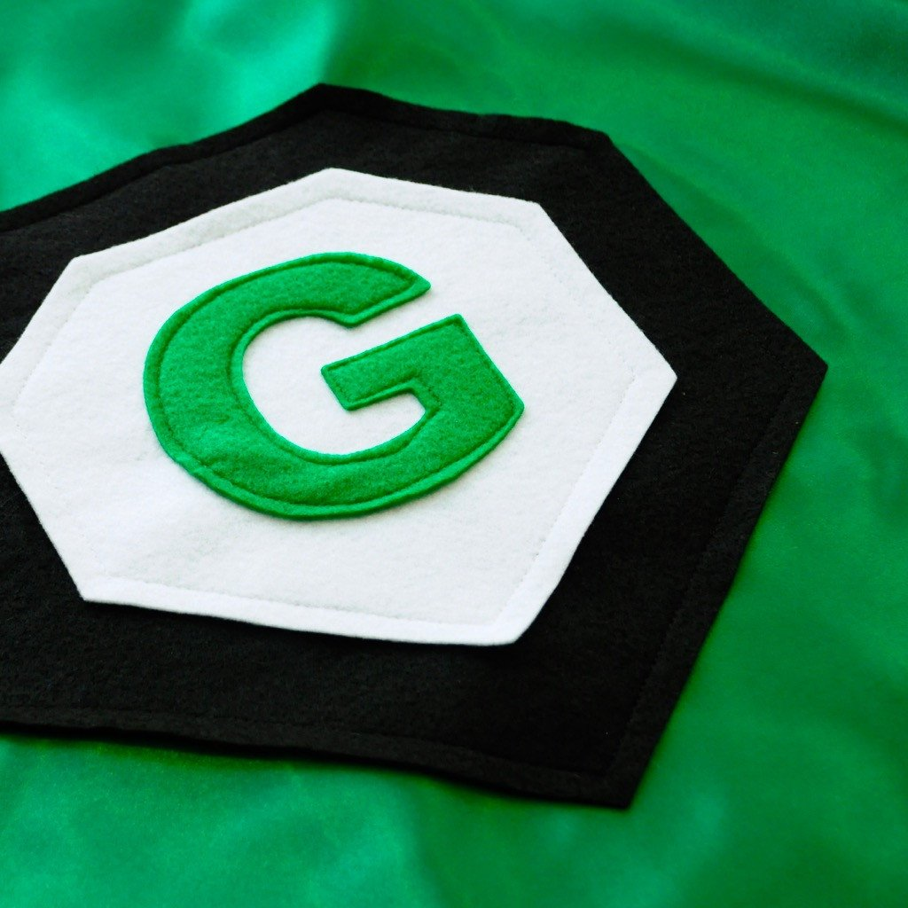 Ultimate Set - Green - Creative Capes