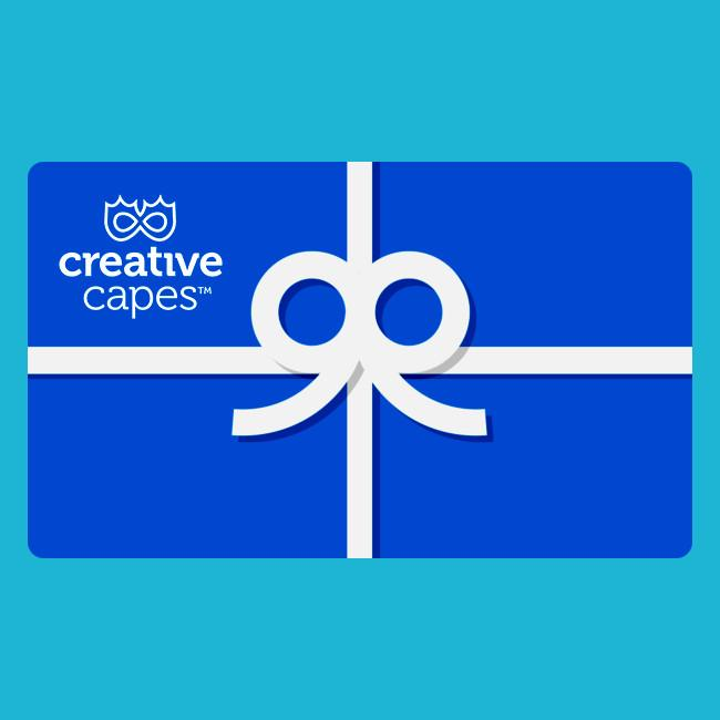 Gift Card - Creative Capes