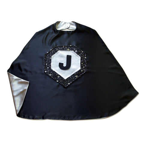 Kid's Initial Cape Special Edition- Galaxy