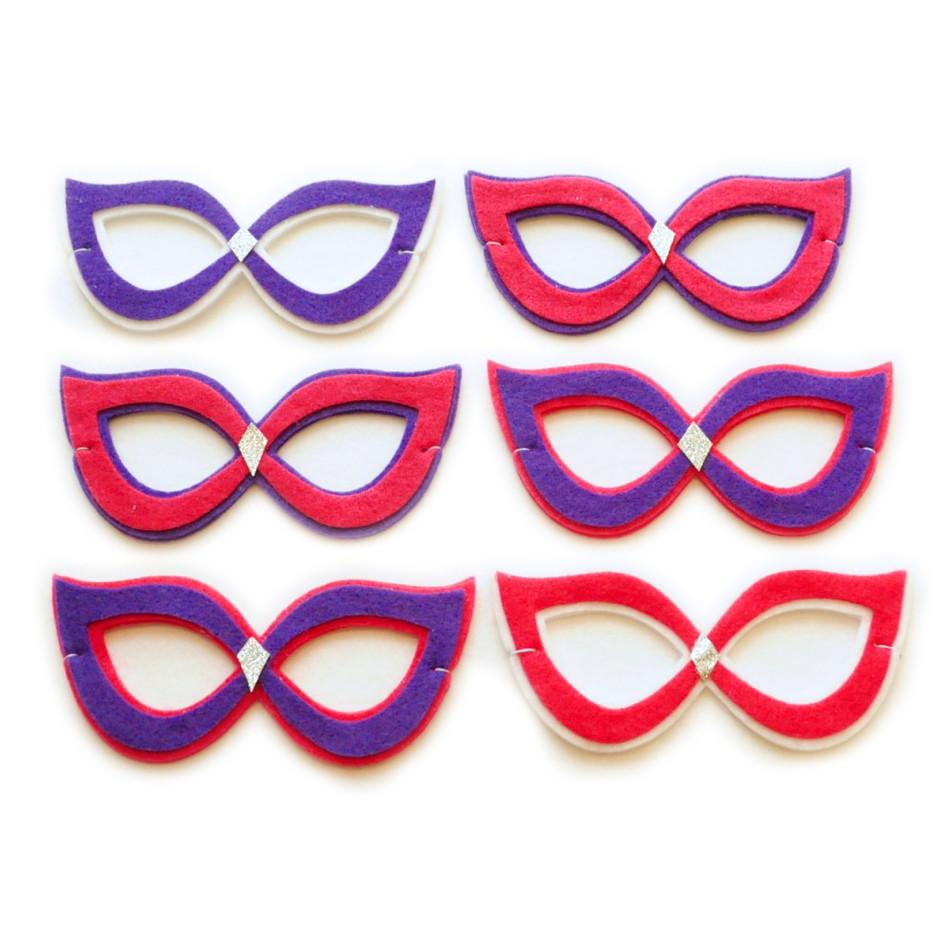 Mask Party Pack - Cat Eye Style - Creative Capes